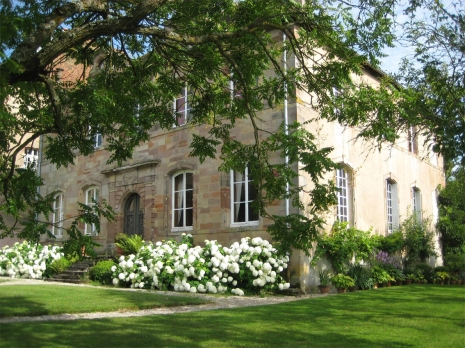 Abbaye d'Autrey dépendances