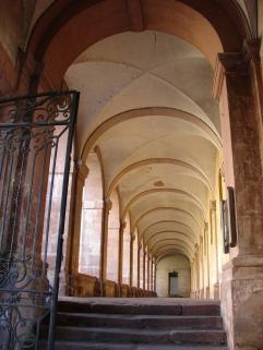 Abbaye de Senones - Le Cloître