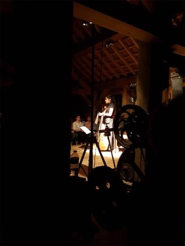 La Hallière Lucille Bpoulanger en concert
