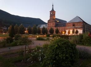 Nocturne sur l'abbaye